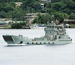 HMAS <i>Balikpapan</i>