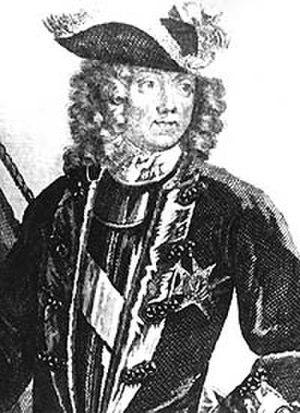 Nicolas Chalon du Blé - Nicholas du Blé, maréchal d'Huxelles.
