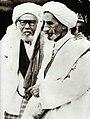 Habib Ali Kwitang and Habib Ali Bungur.jpg