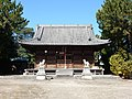 Hachiman-sha, at Onma, Mito-chō, Toyokawa, Aichi (2018-03-10) 03.jpg