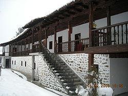 Hadjidimovo - Sveti Georgi monastery.jpg
