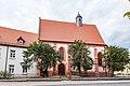 Hallesche Straße 42, Spitalkirche St. Georg Delitzsch 20180813 002.jpg