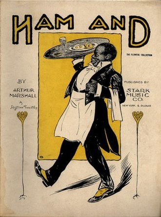 1908 in music - Image: Ham And 1908