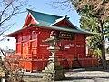 Hanazura-inari-jinja Kaguraden 1.jpg