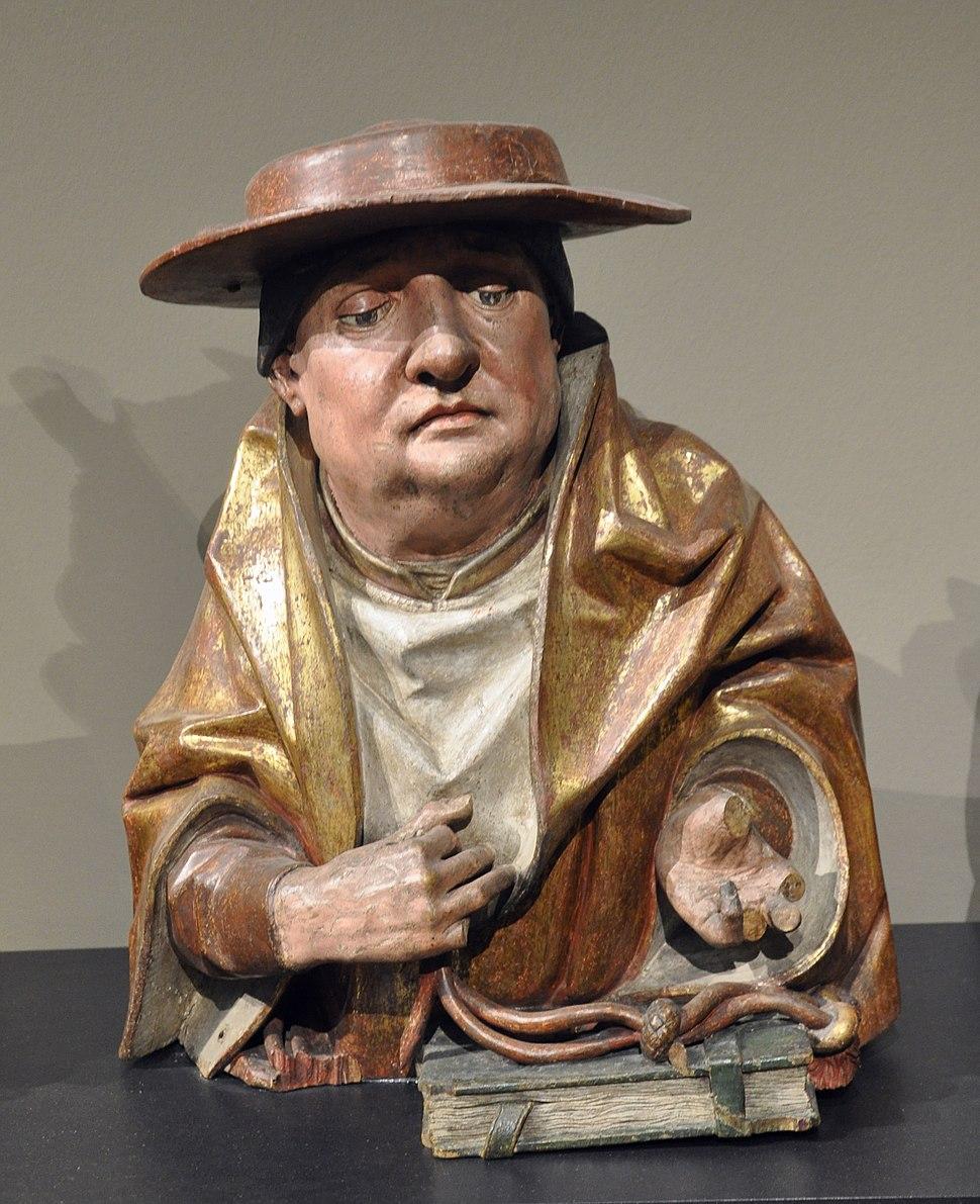 Hans Bilger Kirchenvater 3 Liebieghaus