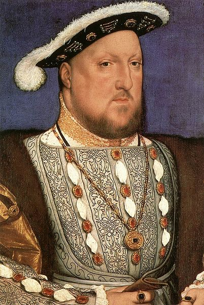 File:Hans Holbein d. J. - Portrait of Henry VIII - WGA11558.jpg