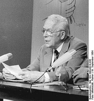 Hans Stubbe - Stubbe in 1984