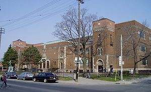 Harbord Collegiate Institute - Image: Harbord CI