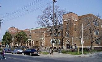 Harbord Collegiate Institute - Image: Harbord CI