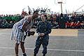 Harlem Globetrotters visit USS John C. Stennis 121207-N-DC740-029.jpg