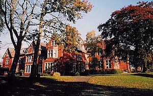 Keele University - Harper Adams University