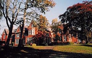 Keele University - Harper Adams University