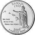 Hawaii State Quarter 2008.jpg