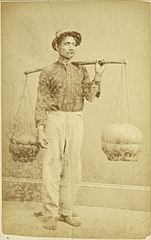 Hawaiian poi dealer, photograph by Menzies Dickson.jpg