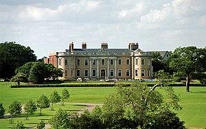 Haynes, Bedfordshire - Haynes Park in 2001