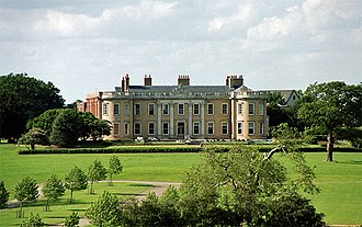 John Granville, 1st Earl of Bath - Haynes Park, Bedfordshire, the home of Barons Carteret, descendants of Lady Grace Grenville. In 1908 it still contained a collection of portraits of the Grenville family