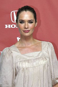 Lena Headey als Scream Awards (2007)