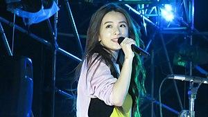 Hebe Tien - Tien in October 2015