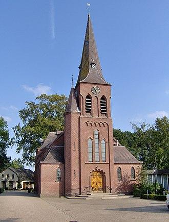 Hertme - The Saint Stephanus Church of Hertme