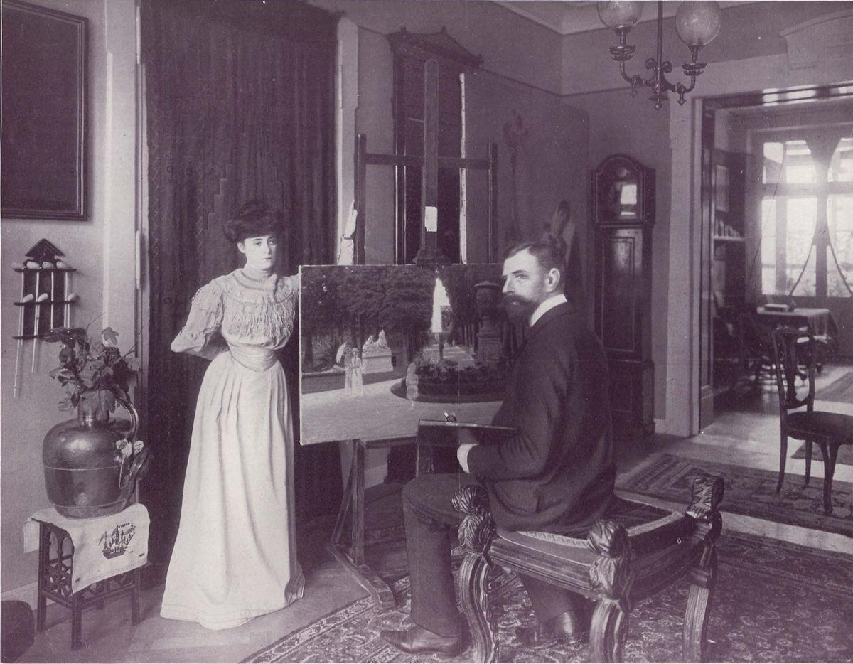 Heinrich Lessing –