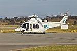 Helicorp (VH-TJO) Agustawestland AW139 at Wagga Wagga Airport.jpg