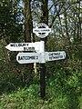 Hell Corner Signpost - geograph.org.uk - 405828.jpg