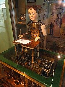 maillardet s automaton wikipedia