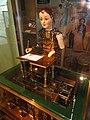 Henri Maillardet automaton, London, England, c. 1810 - Franklin Institute - DSC06656.jpg