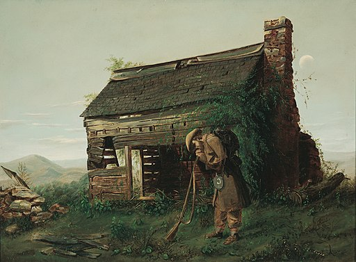 Henry Mosler - The Lost Cause