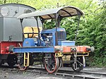 Henry at Colne Valley Railway.jpg