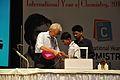 Herbert Walter Roesky - Chemical Curiosities - Kolkata 2011-02-09 0692.JPG