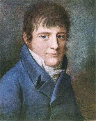 Herman Wedel Jarlsberg - Portrait of Herman Wedel Jarlsberg (circa 1805)