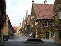 Herrengasse, Fuggerei, Augsburg.jpg