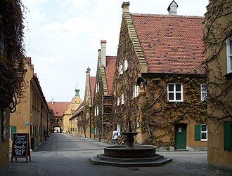 Augsburg - The Fuggerei