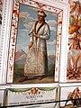 Herzog Albrecht (III.) von Österreich (Albrecht mit dem Zopfe), Wandbild im Spanischen Saal auf Schloss Ambras.jpg
