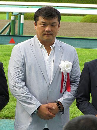 Hidehiko Yoshida - Image: Hidehiko Yoshida IMG 7738 20130908