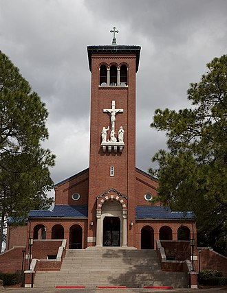 City of St. Jude - St Jude Church (2010 photograph by Carol M. Highsmith)