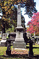 Hill Plot, Lebanon Church Cemetery, 2015-10-23, 02.jpg