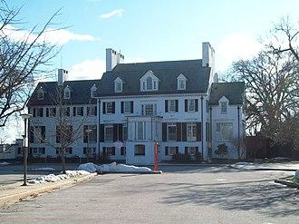 Hilton (Catonsville, Maryland) - Hilton, December 2009