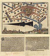 Fenomeno celeste di Norimberga: quello che dagli ufologi viene presentato come il