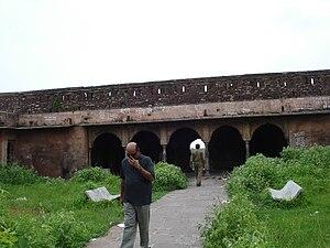 Mandsaur - Hinglaj Fort Darbar Hall