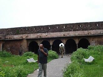 Bhanpura - Darbar Hall, Hinglajgarh