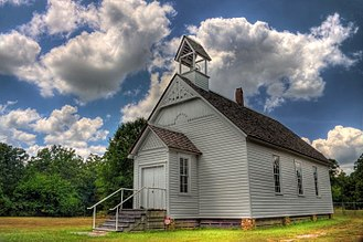 Searcy, Arkansas - Smyrna Methodist Church near Searcy