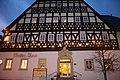Historisches Fachwerkhaus am Marktplatz.Hartenstein. 02.jpg