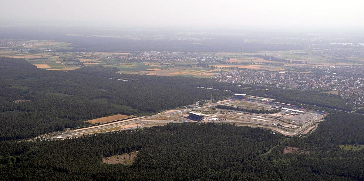 Hockenheimring Baden-Württemberg Luftbild.JPG