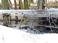 Hohlraum im abgesackten Eis 2012 - panoramio.jpg