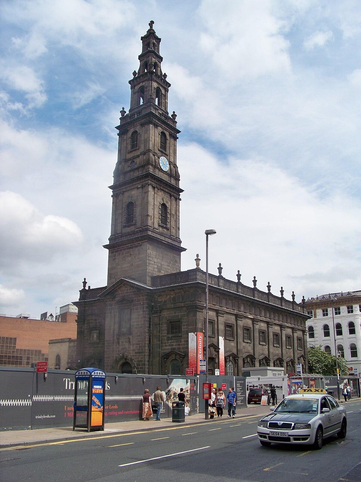 Holy Trinity Church Leeds Wikipedia