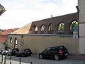 Homburg Ruine der Synagoge in der Klostergasse 2012-05-11.JPG