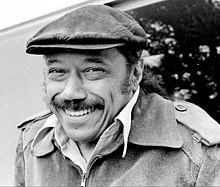 Description de l'image  Horace Silver by Dmitri Savitski 1989.jpg.