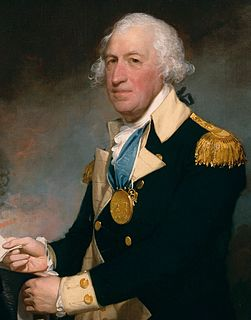 Horatio Gates American general in the American Revolutionary War